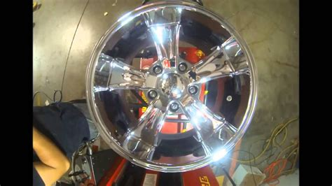 American Racing VN805 BLVD Chrome - YouTube