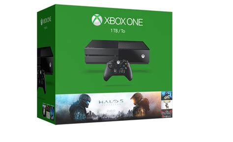 Deal: Xbox One console with 5 incredible games, an extra