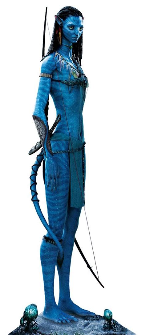 Neytiri from Avatar | Character Design: Female | Pinterest