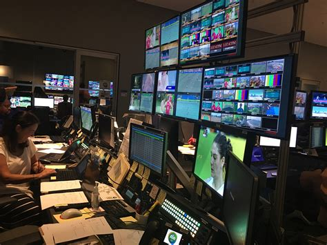 Stamford Spotlight, Part 2: Inside NBC's Array of At-Home