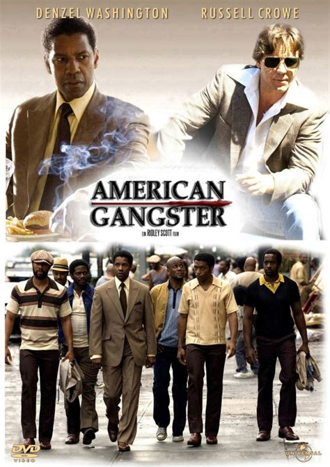 American Gangster Poster 22 | GoldPoster