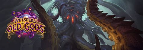 Whispers of the Old Gods - N'Zoth rejtélye - Hearthstone