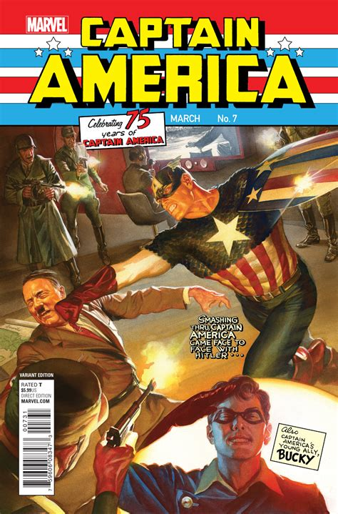 First Look: Captain America: Sam Wilson #7 - Bounding Into