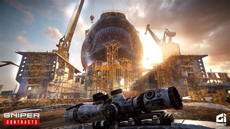 Sniper Ghost Warrior Contracts to launch November 22