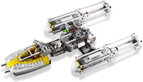 LEGO 9495 - LEGO Star Wars Gold Leaders Y-wing Starfighter
