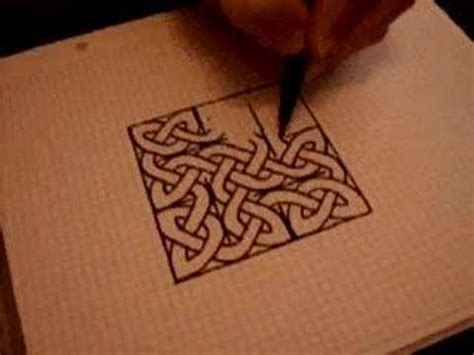 Celtic Knot (fast) - YouTube