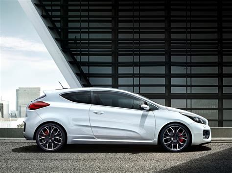 New Kia Pro Cee'd GT Turbo Pictures And Wallpapers   Kia