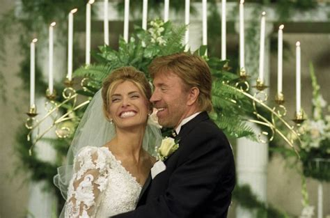 Chuck Norris and Gena O'kelley wedding | Eceleb-Gossip