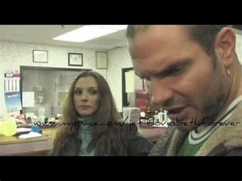 "Jeff Hardy and Beth Britt To ""Mr Lover"" By Shaggy - YouTube"