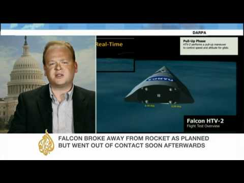 Is this the SR 91 Aurora Space Plane - YouTube