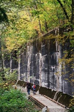 The Iron Goat Trail opens on October 2, 1993