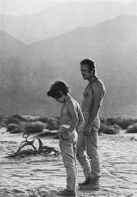 Steve and Chad McQueen - Steve McQueen Photo (32292487