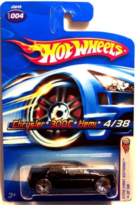 Chrysler 300C Hemi - Hot Wheels Wiki