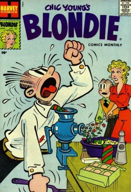 Blondie Comics Monthly #100 (Issue)
