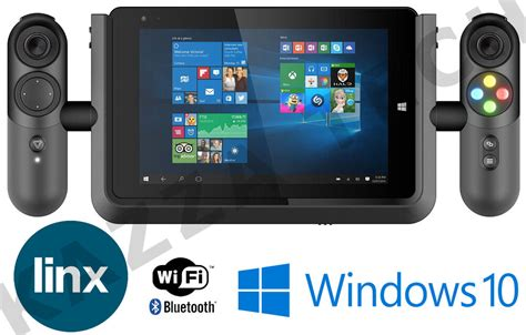 Linx Vision 8 Gaming Tablet PC & Xbox Controller Dock 32GB