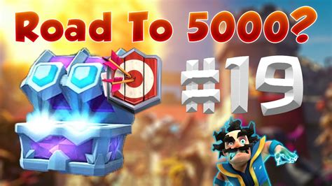 Master 1 Draft Chest! & Road To 5000?!   Let's Play 19