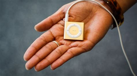 Apple iPod Shuffle review: An affordable MP3 player for