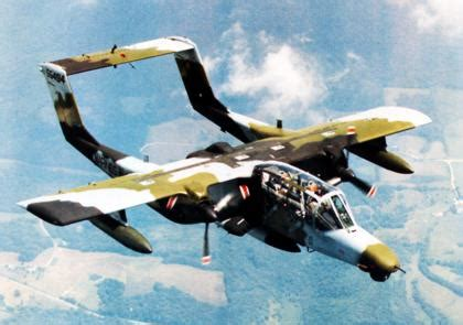 North American Rockwell OV-10 Bronco | Aircraft Wiki