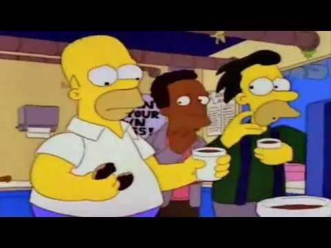 Homer Simpson - D'oh! Song (Remix) - YouTube