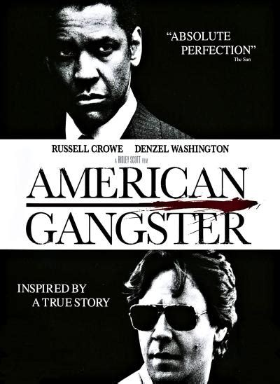 American Gangster Poster 25 | GoldPoster