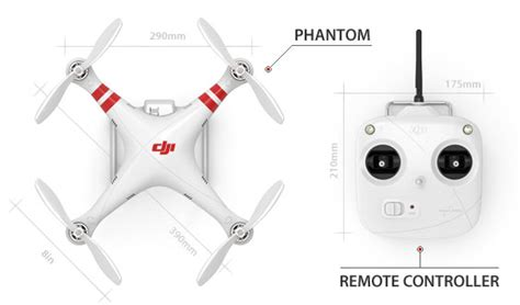 The GPS-Enabled DJI Phantom Quadcopter Makes The AR