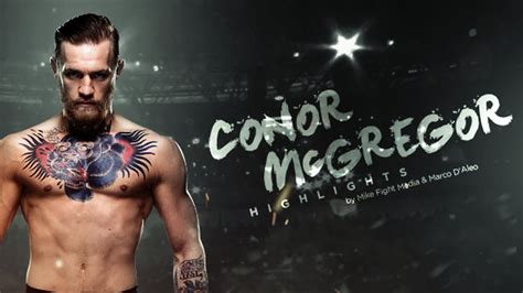 Video - Conor McGregor 'Master of Movement' Highlights