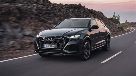 Audi RSQ8 review - the new performance SUV king? | evo