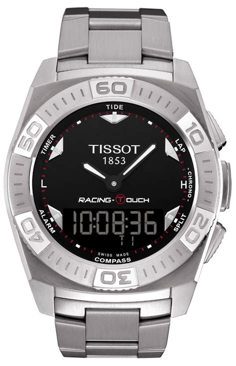 TISSOT Racing Touch T002