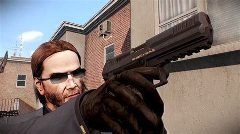 PAYDAY 2 - John Wick Weapon Pack DLC Steam Gift   Kinguin