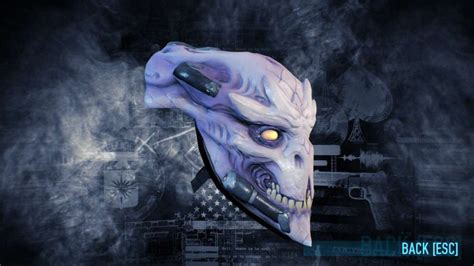 PAYDAY 2 - Orc and Crossbreed Masks DLC Steam CD Key   Buy