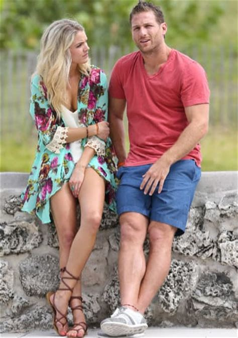 Juan Pablo Galavis and Nikki Farrell: Spotted on The