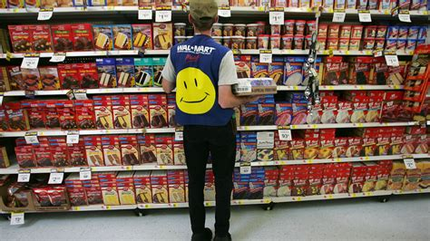 Wal-Mart losses may be funny accounting, not sticky