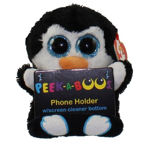 Ty Peek-A-Boo Phone Holder with Screen Cleaner Bottom Only