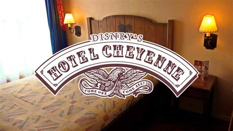 Disney's Hotel Cheyenne - Tour of a Standard Room