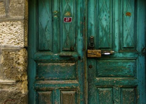 Free Images : wood, vintage, old, green, facade, blue